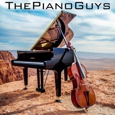 The Piano Guys 專輯封面