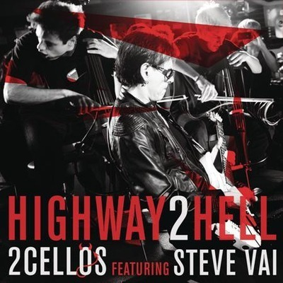 Highway to Hell (feat. Steve Vai) 專輯封面