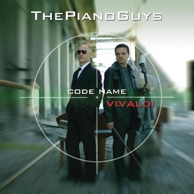 Code Name Vivaldi 專輯封面