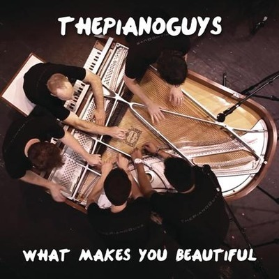 What Makes You Beautiful 專輯封面