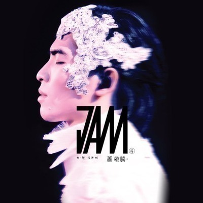 蕭敬騰同名世界巡迴演唱會2012台北站LIVE 專輯封面