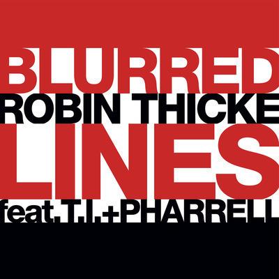 Blurred Lines 專輯封面