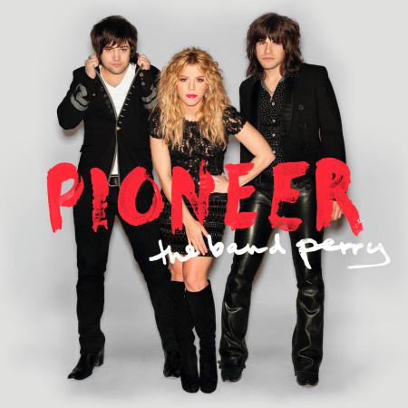Pioneer 專輯封面