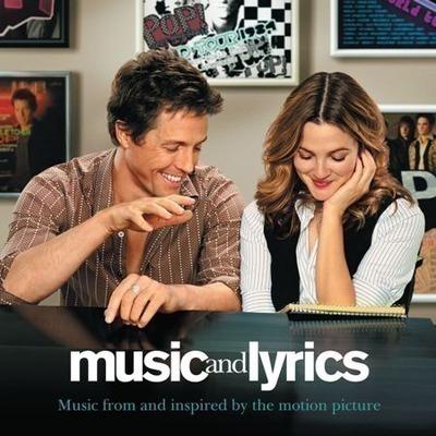Music And Lyrics K歌情人電影原聲帶 專輯封面