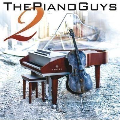 The Piano Guys 2 專輯封面