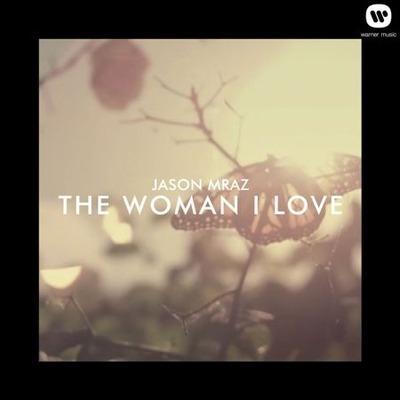 The Woman I Love 專輯封面