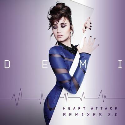 Heart Attack Remixes 2.0 專輯封面