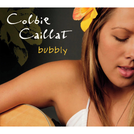 Bubbly 專輯封面