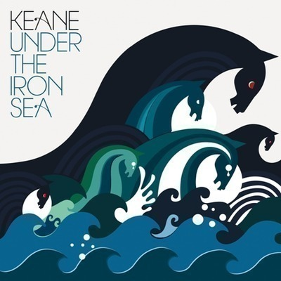 Under The Iron Sea (Ecopac) 專輯封面