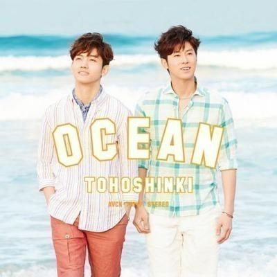 OCEAN 專輯封面