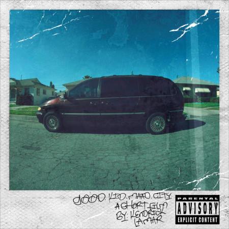 good kid, m.A.A.d city (Deluxe) 專輯封面