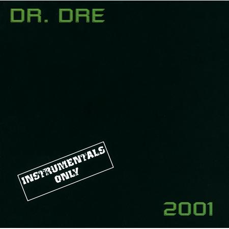 2001 (Instrumental) 專輯封面