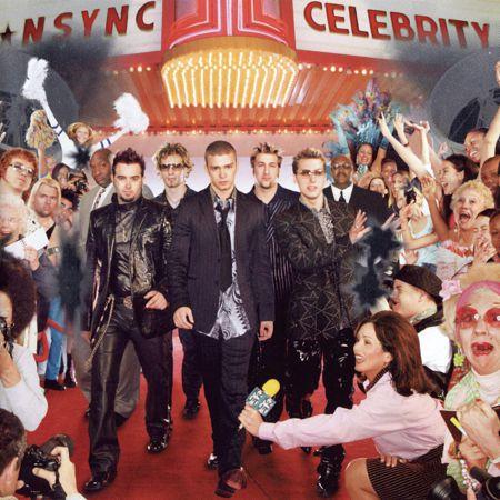 Celebrity 專輯封面