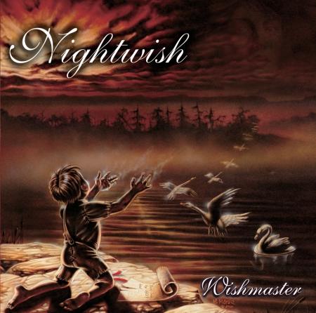 Wishmaster (UK Edition) 專輯封面