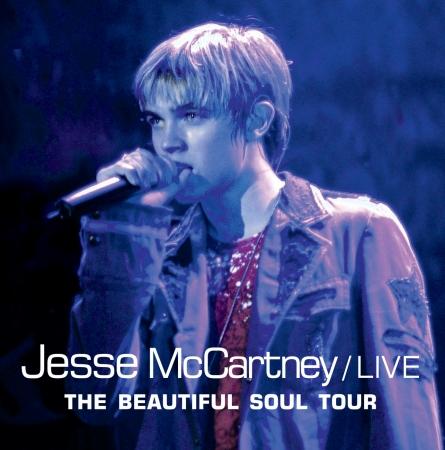 Live / Beautiful Soul Tour (International Version) 專輯封面