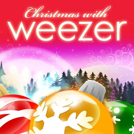 Christmas With Weezer 專輯封面
