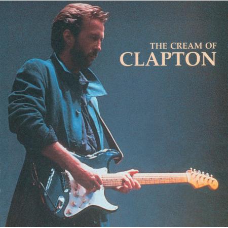 The Cream Of Clapton 專輯封面