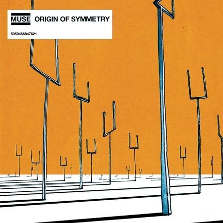Origin Of Symmetry 專輯封面