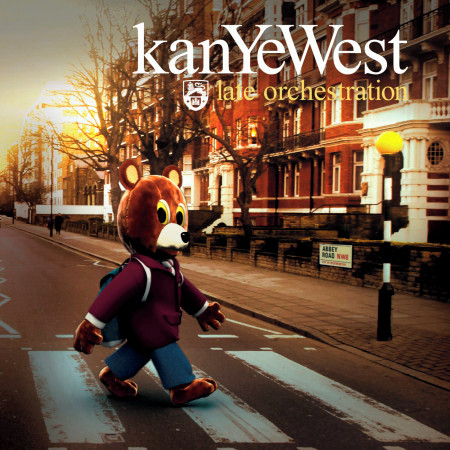 Late Orchestration - Live at Abbey Road Studios 專輯封面