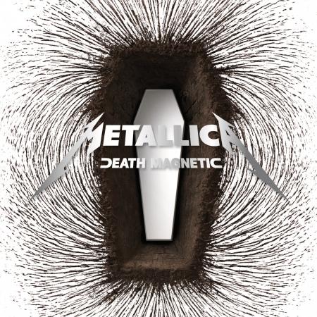 Death Magnetic (Standard Phase II Version) 專輯封面