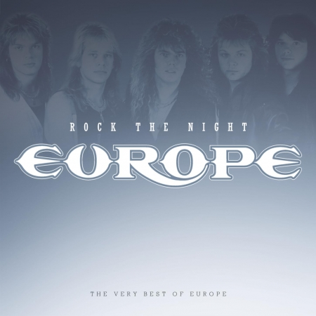 Rock The Night - The Very Best Of Europe 專輯封面
