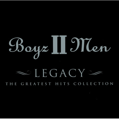 Legacy - The Greatest Hits Collection 專輯封面