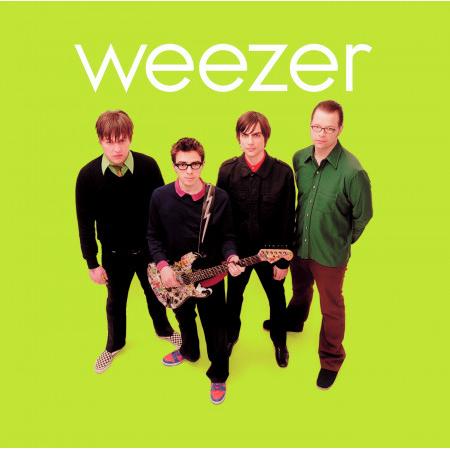 Weezer 專輯封面