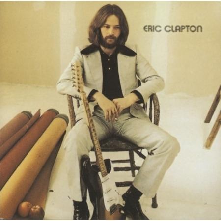Eric Clapton (Remastered) 專輯封面