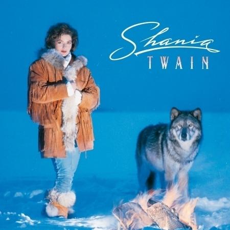 Shania Twain 專輯封面