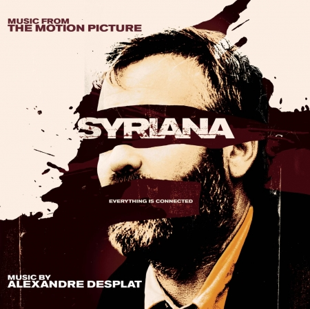Syriana (Original Motion Picture Soundtrack) 專輯封面