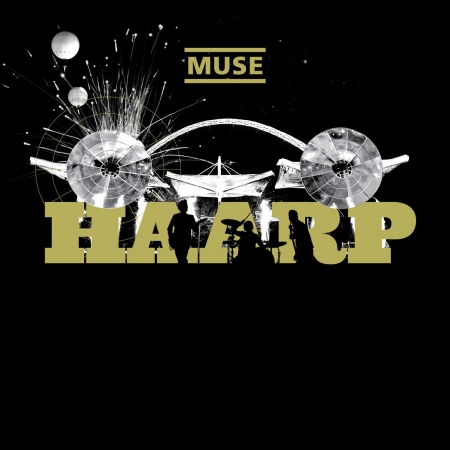 HAARP [Live From Wembley Stadium] [Audio] 專輯封面