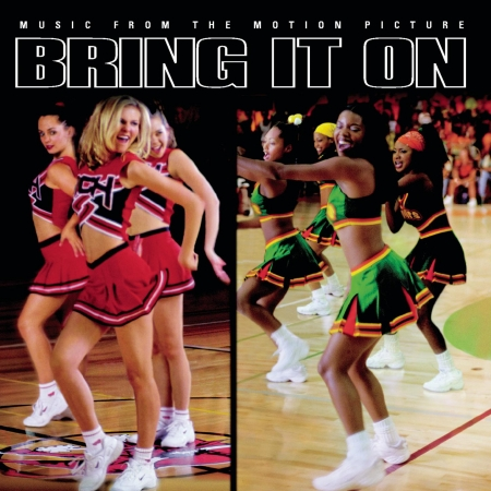 Bring It On - Music From The Motion Picture 專輯封面