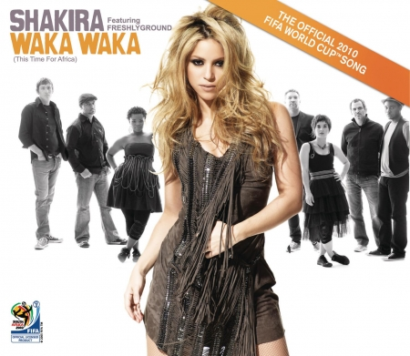 Waka Waka (feat. Freshlyground) [This Time for Africa] [The Official 2010 FIFA World Cup Song] 專輯封面