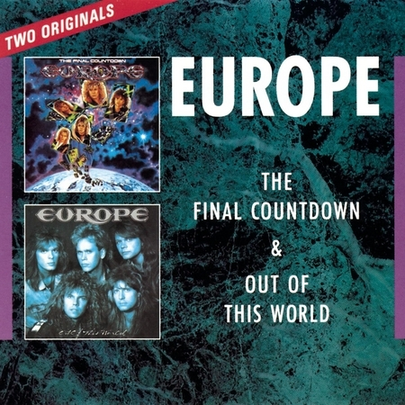 The Final Countdown/ Out Of This World 專輯封面