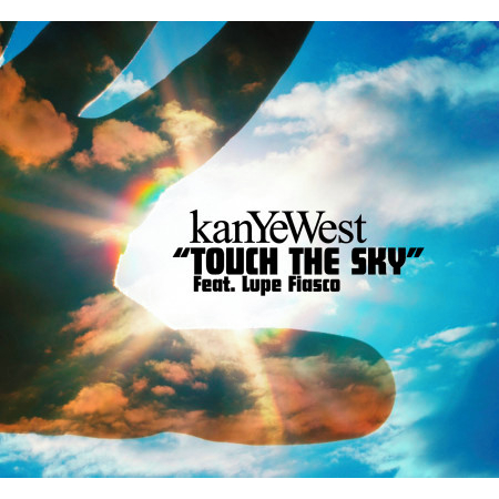 Touch The Sky (int'l 2 trk single) 專輯封面