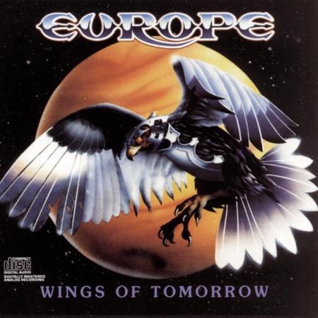 Wings Of Tomorrow 專輯封面