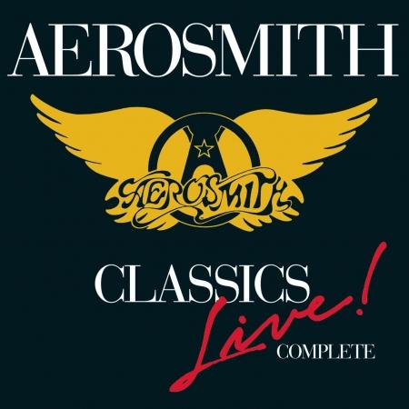 Classics Live Complete 專輯封面