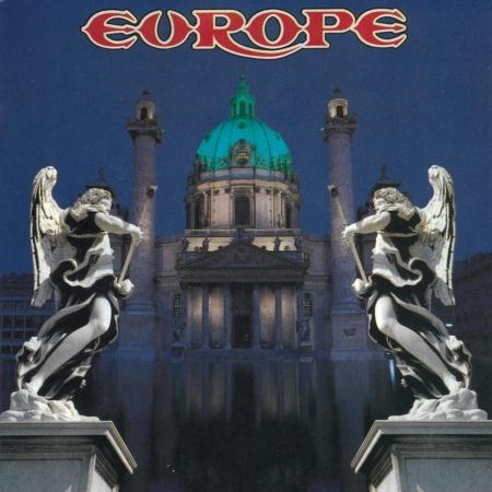 EUROPE 專輯封面