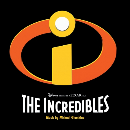 The Incredibles (International Version) 專輯封面