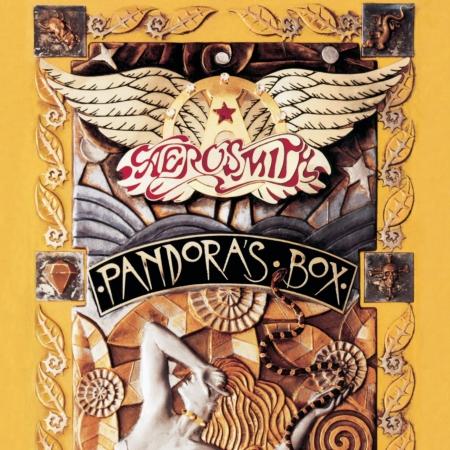 Pandora's Box (Display Box) 專輯封面