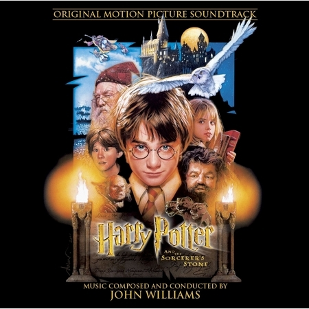 Harry Potter and The Sorcerer's Stone  Original Motion Picture Soundtrack 專輯封面
