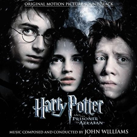 Harry Potter and the Prisoner of Azkaban / Original Motion Picture Soundtrack 專輯封面