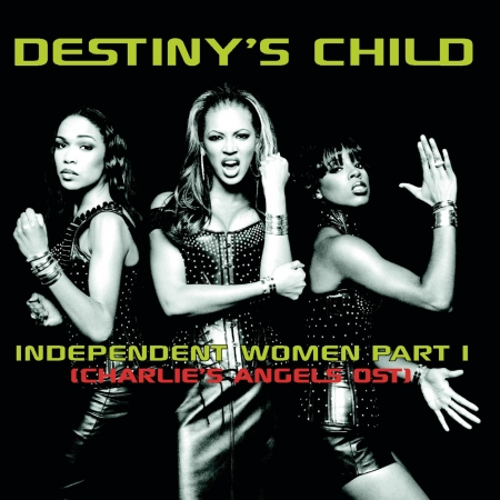 Independent Women (Charlie's Angels OST) 專輯封面