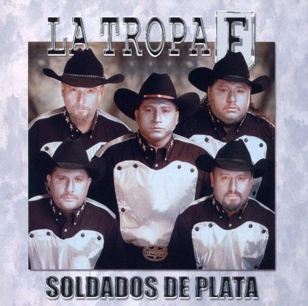 Soldados De Plata 專輯封面