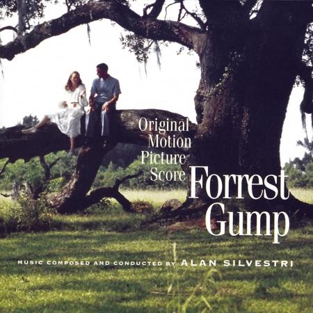 Forrest Gump - Original Motion Picture Score 專輯封面