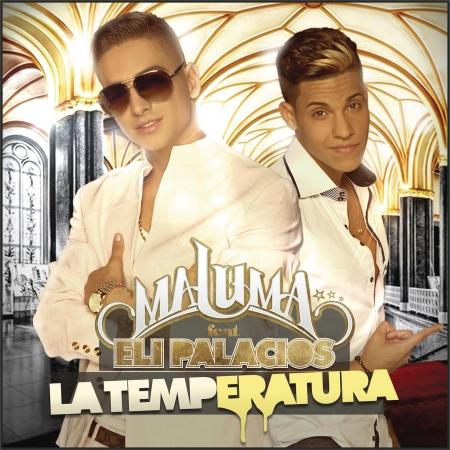 La Temperatura (feat. Eli Palacios) 專輯封面