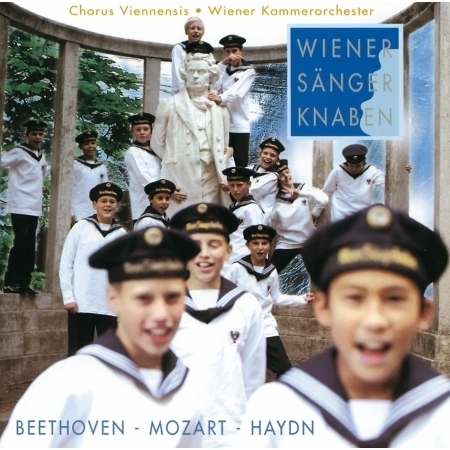 Beethoven - Mozart - Haydn 專輯封面