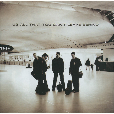 All That You Can't Leave Behind 專輯封面