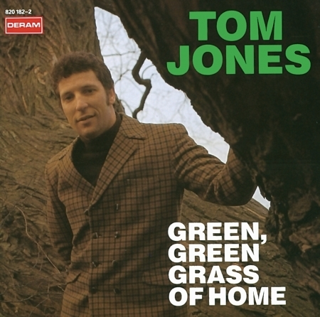 Green, Green Grass Of Home 專輯封面