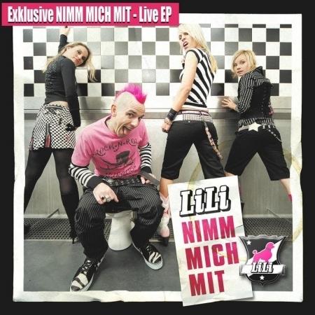 Nimm Mich Mit (Live) 專輯封面